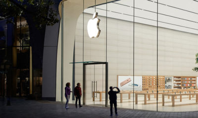 Apple first store India