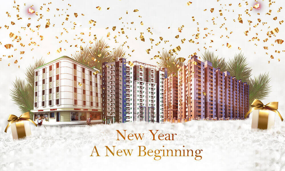 Modi Builder New Year Project