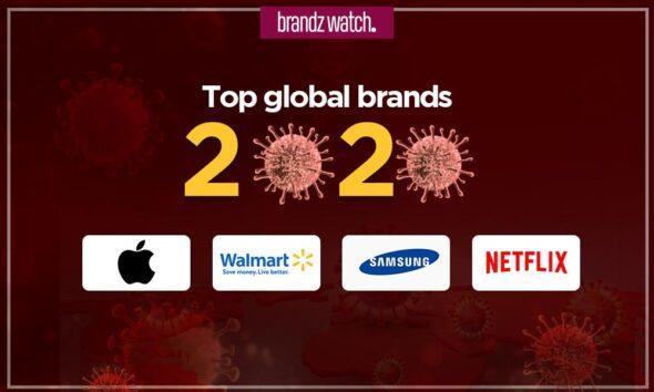 top global brands 2020