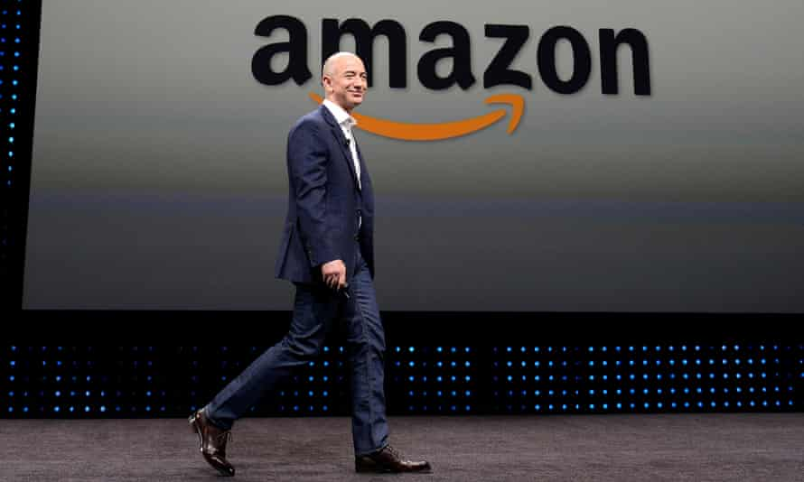 Jeff Bezos and Amazon The Legacy