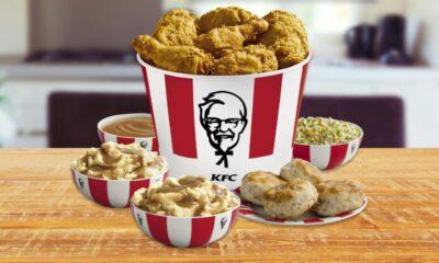 KFC brand