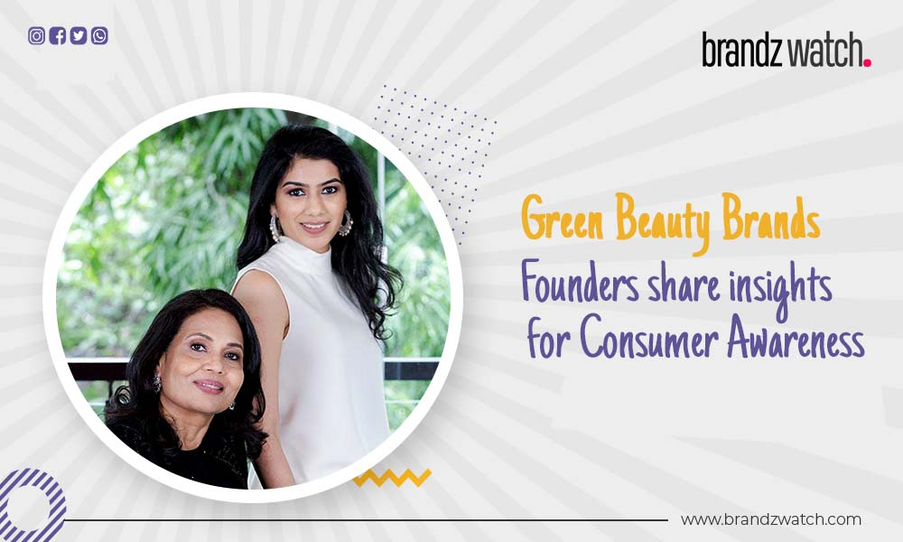 Eco-Friendly Insight for consumers by Green Beauty Brands Founders