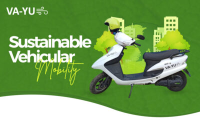 VAYU- EV startup on a bull run for sustainable vehicular mobility