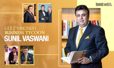 Stallion Group- Sunil Vaswani's journey from a young CEO to Gulf's richest business tycoon