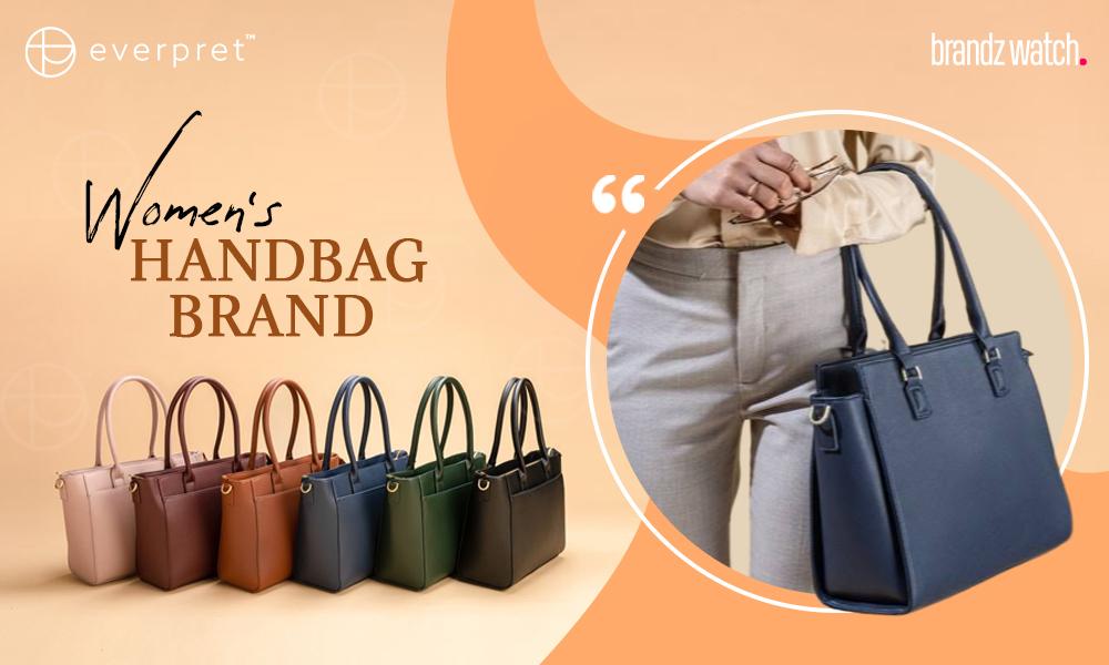 Yashas Alur's Everpret, Women's handbag brand – Easy way to shuffle between life and work