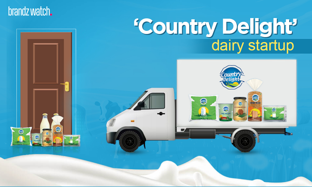 Country Delight dairy startup- Delighted to raise $25 million funding