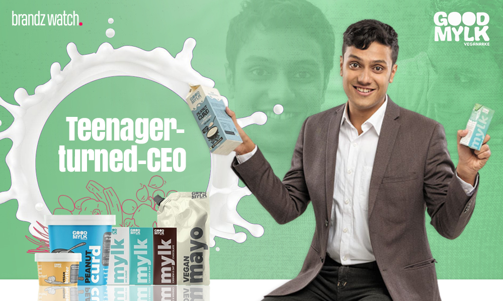 Goodmylk | Here's how teenager-turned-CEO is outrunning regular dairy industry