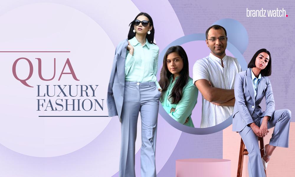 QUA   Luxury Fashion for Empowered Women
